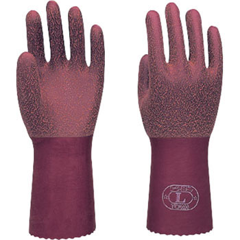 Natural Long Rubber Gloves, TOWARON