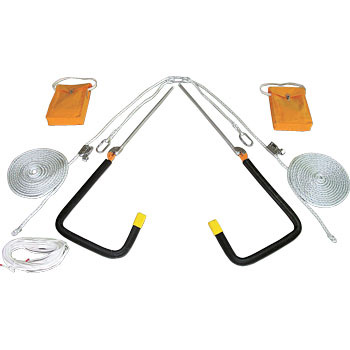 Roof Work Fall Prevention Instrument, YaneRop