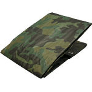 Camouflage Cover Sheet