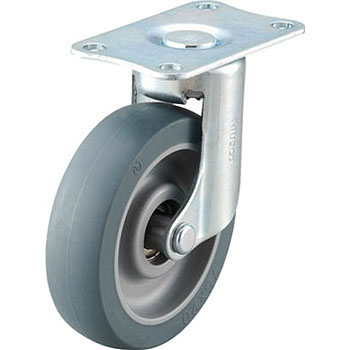 Lightweight Resin Dolly Swivel Caster phi75, Noise Reducing Caster