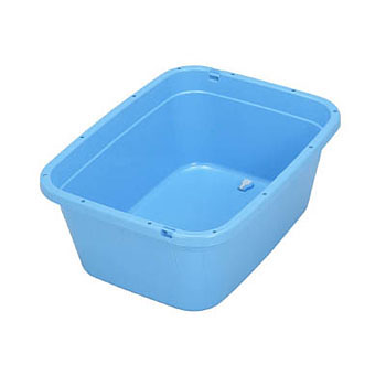 Square Jumbo Tub, Stopper