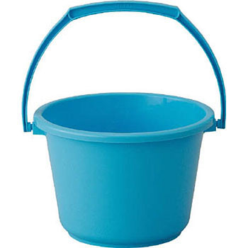 Plastic Bucket Body, Wide Mouth