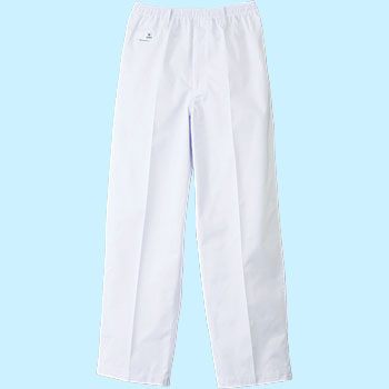 Antistatic, Antibacterial Pants, Men, Elastic Waist
