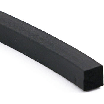 Square Rubber Cord
