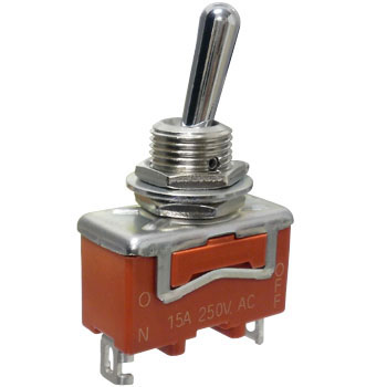 15A High Speed Steel Snap Switch