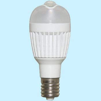 LED Bulb, Motion Sensor, Small Bulb Type Vertical Mounting Type