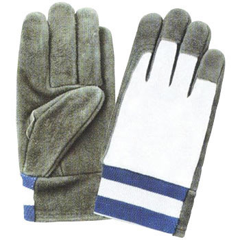 Cowhide leather palm gloves,oil processing