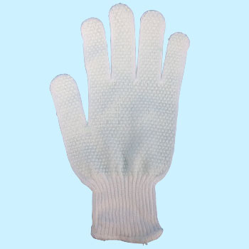 Light Work, Pure Cotton Gloves Non Slip