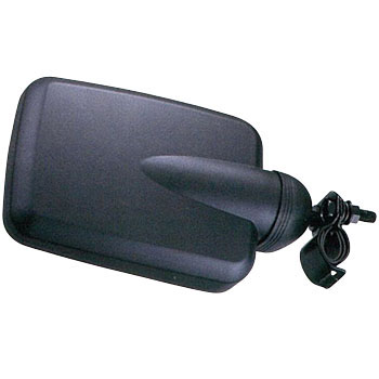 BACK MIRROR(L) FOR TRUCK BLACK 8