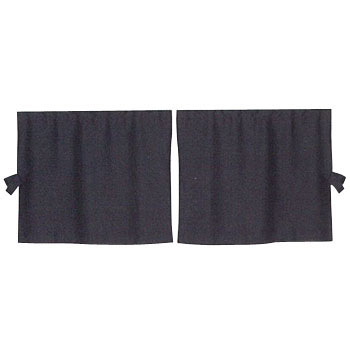 Rear Bed Curtains, Normal Format