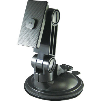 Super Strong Gel Low Mount Suction Cup, Car