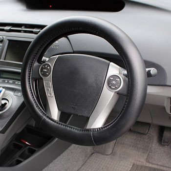 Soft Oval Steering Wheel Cover