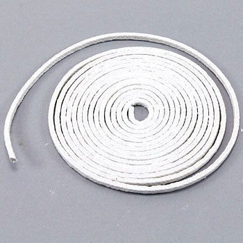 Aramid Inorganic Coil Packing Synthetic Fiber White V8137
