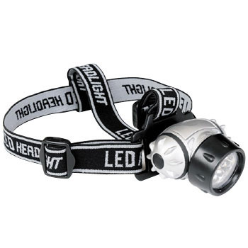 Headlight 14 Led Helmets With Special Silicone Band