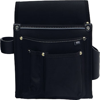 BLACK STYLE Square Nail Bag, Fanny Tool Pack