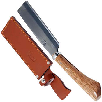 Garden Waist Hatchet Double-Edged 165 Mm
