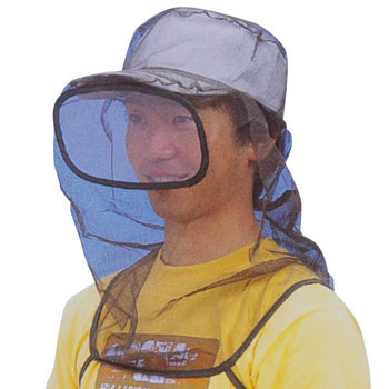 Insect Repellent Face Net, Lens
