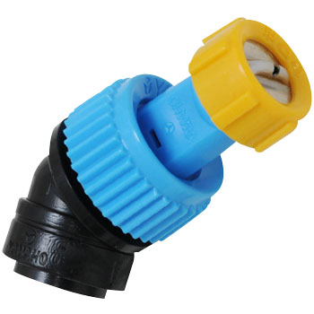 Round Nozzle 25 Manual Type 1 Head