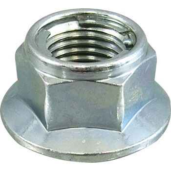 Lock Nut With Flange, Without Serrate