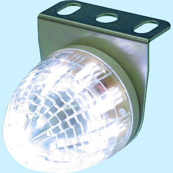 LED Crystal marker for 24V,lamp L-type