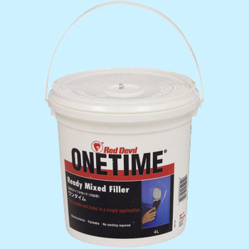 "Ready Mixed Filler, ""One-Time"""