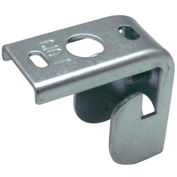 C Rack Pipe Fixing Bracket for Rip Groove-Shaped Steel