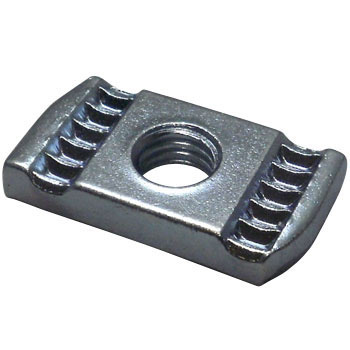 Channel Short Spring Nut