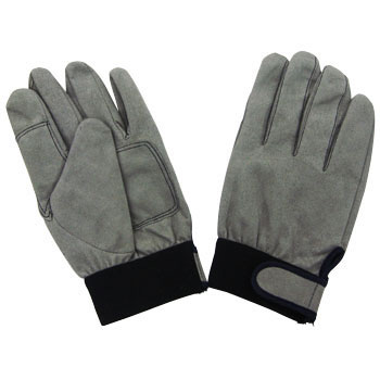 Artificial Leather Gloves