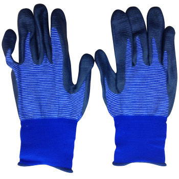 Nitrile Rubber Touchscreen Gloves