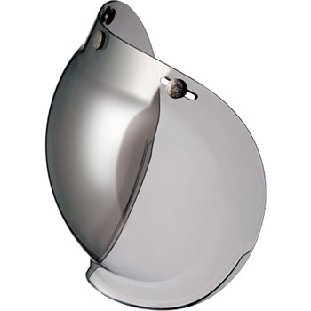 Wide Bubble Shield, Flash Mirror