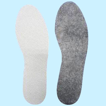 Fever deodorization felt Insoles