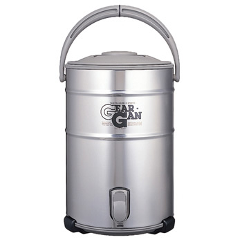 Stainless Steel Thermos Water Jug Large