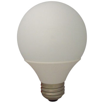 Fluorescent Bulb Eco 60W G Shaped Type