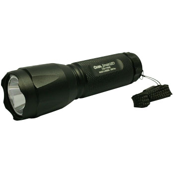Equipped With Spark LED 160 Lm Light SOS Morse Code Flashes
