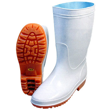 Antibacterial Deodorizing Oil Resistant Boots FOOT SAVER