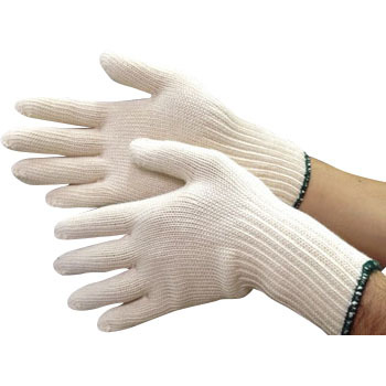 Pure Cotton Super Long Rubber Gloves