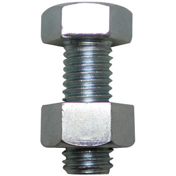 Hex Bolt, Nut
