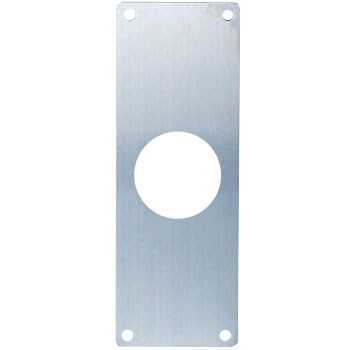 Rectangular Escutcheon Plate