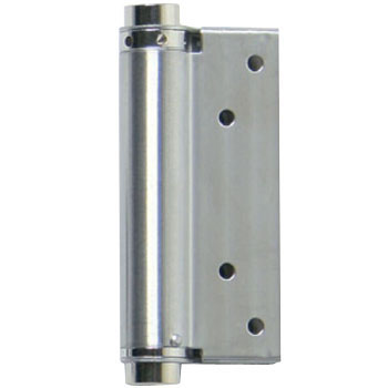 Stainless Spring Hinge One Side Open