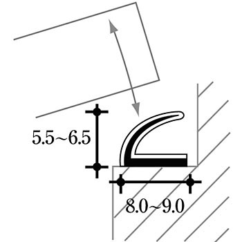Slide Pinch Block, Surface Type