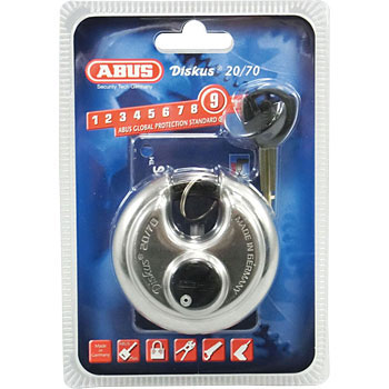 Pad Lock Diskus 20 Series