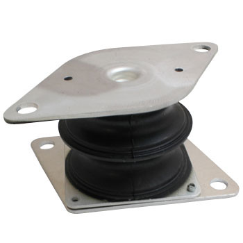 Anti Vibration Mount, Hybrid Air Damper EZ