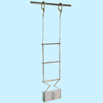 Folding Escape Ladder