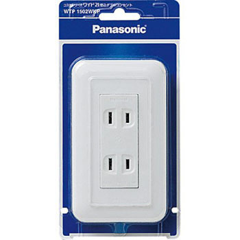 Cosmo Series FilLED With Double Outlet, W/Metal Frame