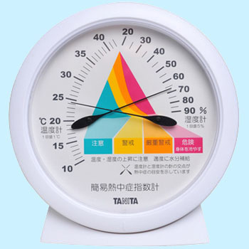Simple Heatstroke Index Meter