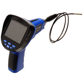 Fine Endoscope With Lcd
