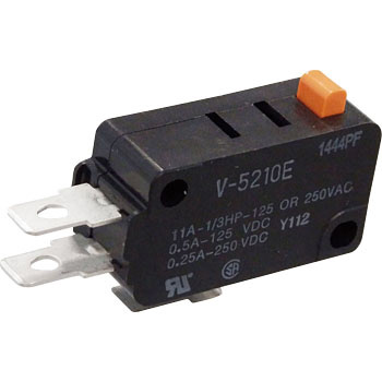 Compact Micro Switch V-5000 Series