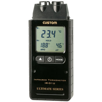 Ultimate Infrared Thermometers