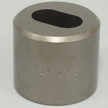 Elongated hole die (for Takeda Fujimura)