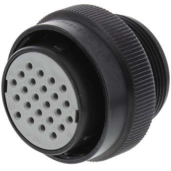 JL05 Series Plug, Single Block, Waterproof